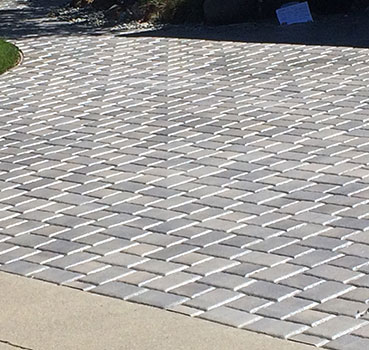 When A Paver Or Stone Driveway Has Lost Its Newly Installed Look Our Power  Team Can Wash, Re Sand, And Seal Your Driveway, Patio, Or Pool Deck To Make  It ...
